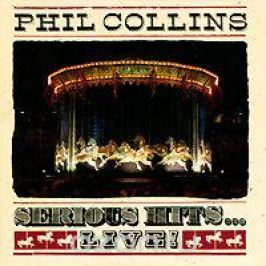 Фил Коллинз Phil Collins. Serious Hits... Live!