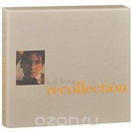 К. Д. Лэнг K.D. Lang. Recollection (3 CD + DVD)