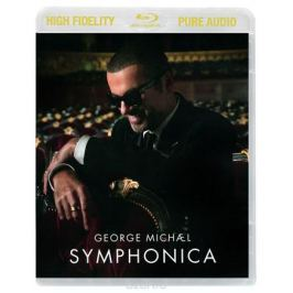 Джордж Майкл George Michael. Symphonica (Blu-Ray Audio)