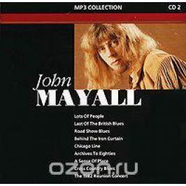 Джон Мэйолл John Mayall. CD 2 (mp3)
