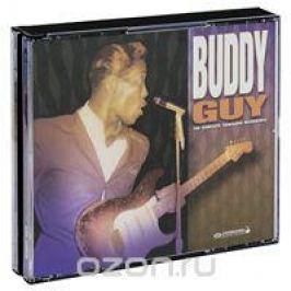 Бадди Гай Buddy Guy. The Complete Vanguard Recordings (3 CD)