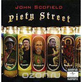Джон Скофилд John Scofield. Piety Street