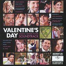 Valentine's Day. Original Motion Picture Soundtrack