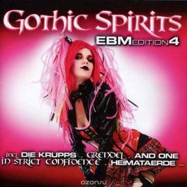 Gothic Spirits Ebm Edition 4 (2 CD)