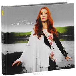 Тори Эмос Tori Amos. Night Of Hunters (CD + DVD) Альтернативный поп/рок. Инди. Пост панк