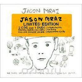 Джейсон Мрэз Jason Mraz. We Sing. We Dance. We Steal Things. Limited Edition (2 CD + DVD)