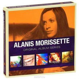 Аланис Мориссетт Alanis Morissette. Original Album Series (5 CD)