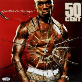 50 Cent 50 Cent. Get Rich Or Die Tryin' (2 LP)