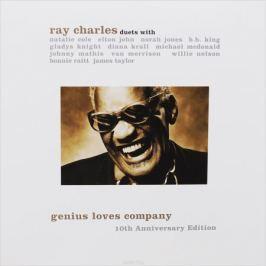 Рэй Чарльз Ray Charles. Genius Loves Company (2 LP)