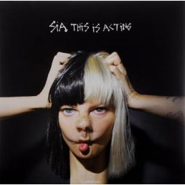 Sia Sia. This Is Acting (2 LP)