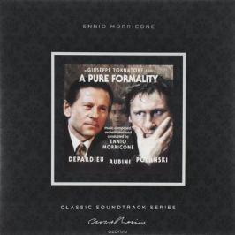 Эннио Морриконе Ennio Morricone. A Pure Formality.. (LP)