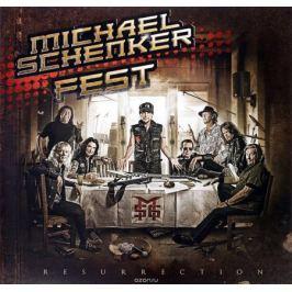 Michael Schenker Fest Michael Schenker Fest. Resurrection (2 LP)