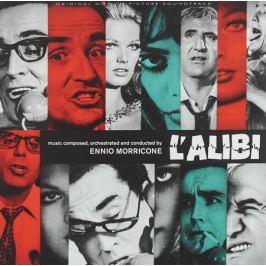 Эннио Морриконе Ennio Morricone. L'Alibi (LP)