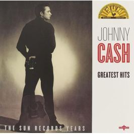 Джонни Кэш Johnny Cash. Greatest Hits (LP)