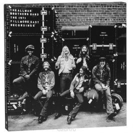 The Allman Brothers Band The Allman Brothers Band. The 1971 Fillmore East Recordings (4 LP)