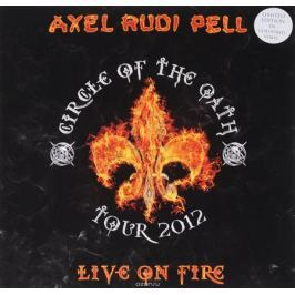 Аксель Руди Пелл Axel Rudi Pell. Live On Fire. Limited Edition In Colored Vinyl (3 LP)