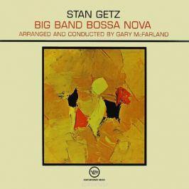 Стэн Гетц Stan Getz. Big Band Bossa Nova (LP)