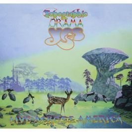 Yes Yes. Topographic Drama - Live Across America (3 LP)