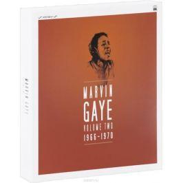 Марвин Гэй Marvin Gaye. Volume Two. 1966 - 1970 (8 LP)