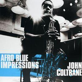 Джон Колтрейн John Coltrane. Afro Blue Impressions (2 LP)