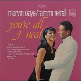 Марвин Гэй,Тамми Тэррелл Marvin Gaye & Tammi Terrell. You're All I Need (LP)