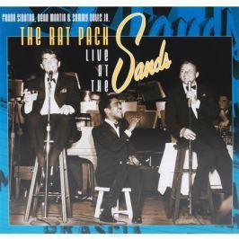 Frank Sinatra, Dean Martin & Sammy Davis Jr. The Rat Pack Live At The Sands (2 LP)
