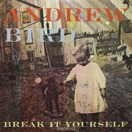 Эндрю Берд Andrew Bird. Break It Yourself (LP + CD)