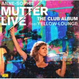 Анна-Софи Муттер,Noa Wildschut,Ламберт Оркис Anne-Sophie Mutter. Live From Yellow Lounge (2 LP)