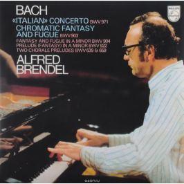 Альфред Брендель Alfred Brendel. Bach.