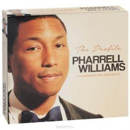 Фарелл Уильямс Pharrell Williams. The Profile (2 CD)