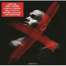 Крис Браун Chris Brown. X