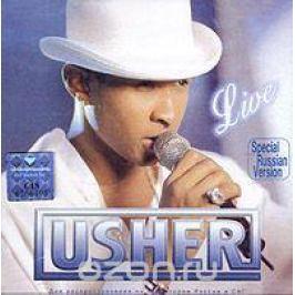 Usher Usher. Live