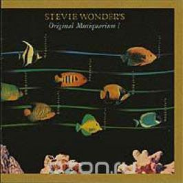 Stevie Wonder. Stevie Wonder's Original Musiquarium 1 (2 CD)