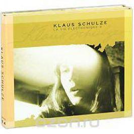Клаус Шульце Klaus Schulze. La Vie Electronique 4 (3 CD)