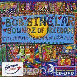 Боб Синклер Bob Sinclar. Soundz Of Freedom (CD + DVD)