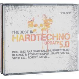 The Best In Hardtechno. Update 5.0 (3 CD)