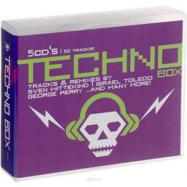 Diamonds. Techno Box (5 CD)