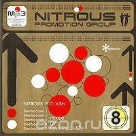 Max-Pulemet / DJ Max Pulemet Nitrous E'Clash. Mixed By Max-Pulemet. Vol. 8 (mp3)