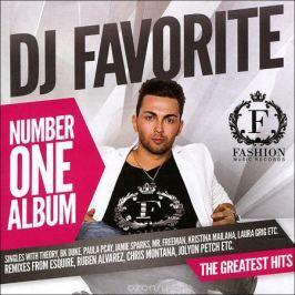DJ Favorite,Mr. Freeman,Джэми Спаркс,Паула Пэкай,Кристина Майлана DJ Favorite. Number One Album (mp3)