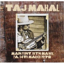 Тадж Махал Taj Mahal. Main Point, Bryn Mawr, Pa. 14th March 1972