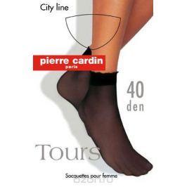 Носки женские Pierre Cardin Tours, цвет: Nero (черный). Размер 35/41