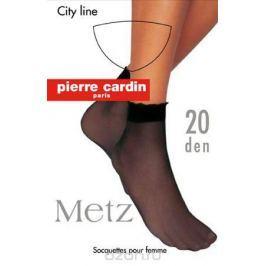 Носки женские Pierre Cardin Cr Metz, цвет: Visone (телесный). Размер 3 (35/41)