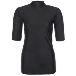 Водолазка женская Smart Textile Body Perfection Омоложение, цвет: черный. FS04. Размер XL/XXL (54/56)