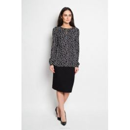 Блузка женская Top Secret, цвет: черный. SBD0567CA. Размер 34 (40)