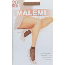 Носки женские Malemi Oro 20, цвет: Melon (телесный), 2 пары. 9062. Размер универсальный