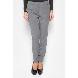 Брюки женские Vero Moda, цвет: серый меланж. 10146832. Размер 36 (42)
