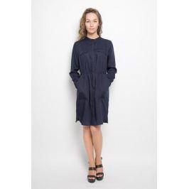 Платье Marc O'Polo, цвет: темно-синий. 086321113/876. Размер 38 (42)