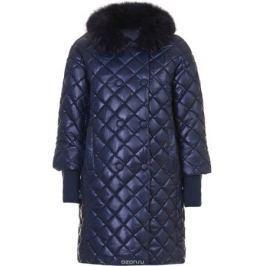 Пальто женское Baon, цвет: синий. B037527_Dark Navy. Размер XL (50)