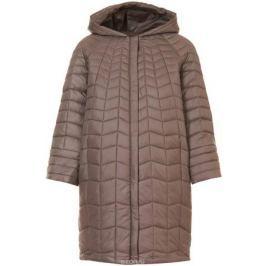 Пальто женское Baon, цвет: коричневый. B037548_Flint. Размер XL (50)