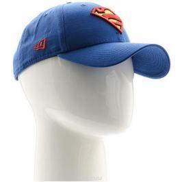 Бейсболка New Era Character 9forty Superman, цвет: синий, красный, желтый. 11379827-BLU. Размер универсальный